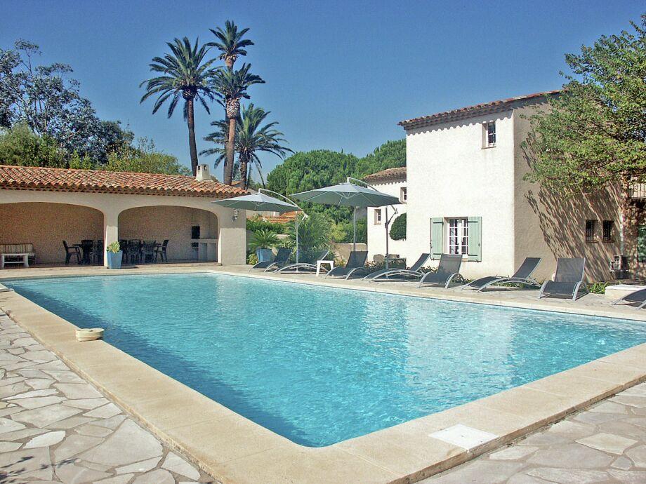 Außenaufnahme Villa l'Abri-Cotier