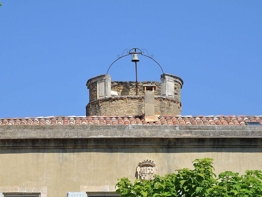 Außenaufnahme Chateau Pécoulette