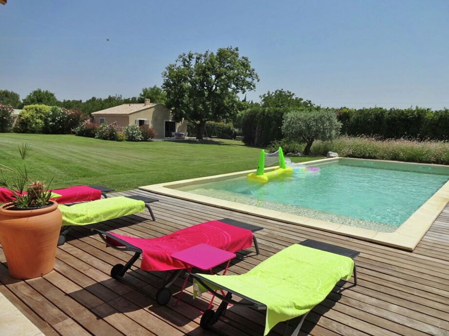 Außenaufnahme Villa Ventoux