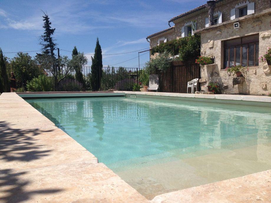 Außenaufnahme Villa Vaucluse