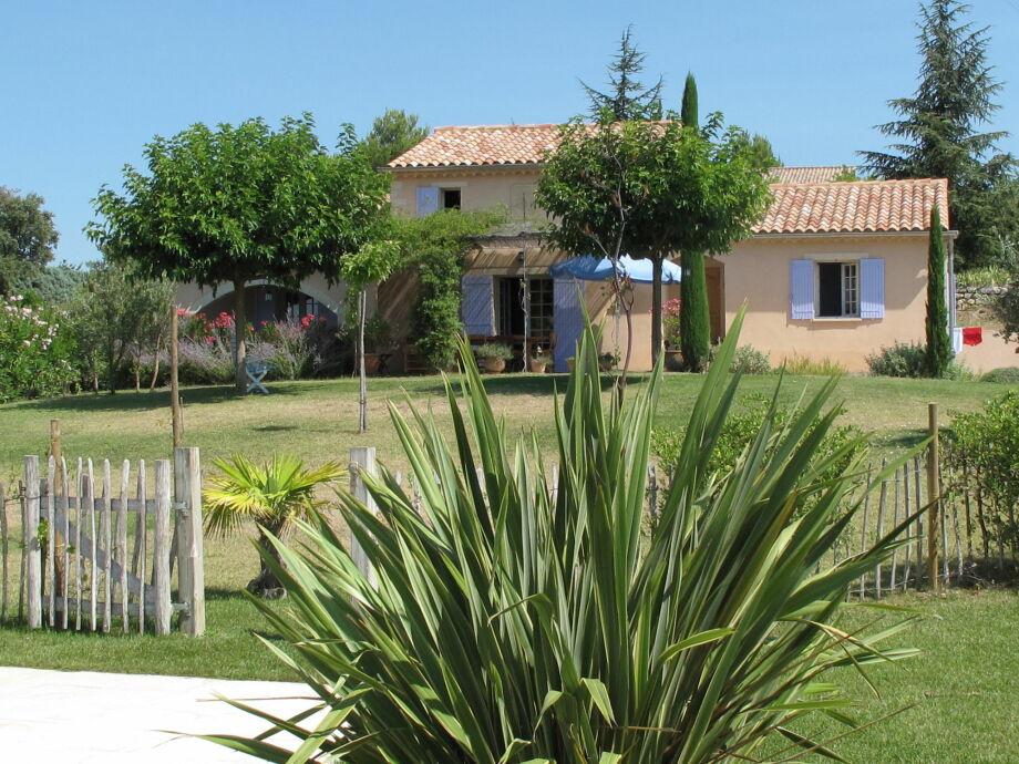 Außenaufnahme villa Fourniguières