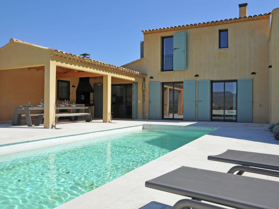 Außenaufnahme Villa Mont Ventoux