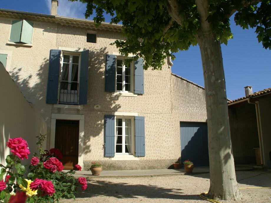 Außenaufnahme Maison de vacances - JONQUERETTES