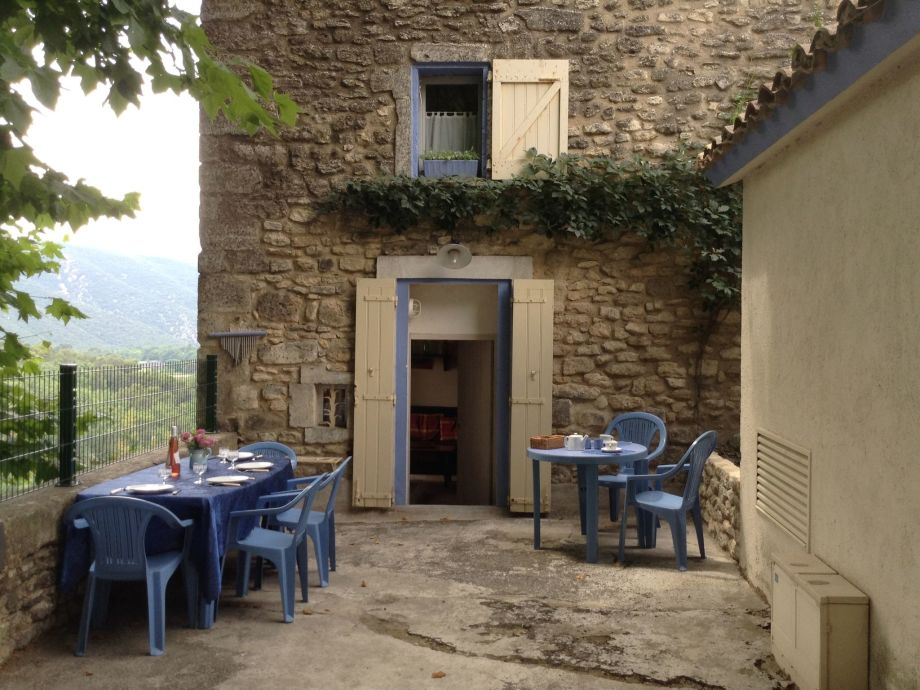 Außenaufnahme Gîte Panoramique Bonnieux