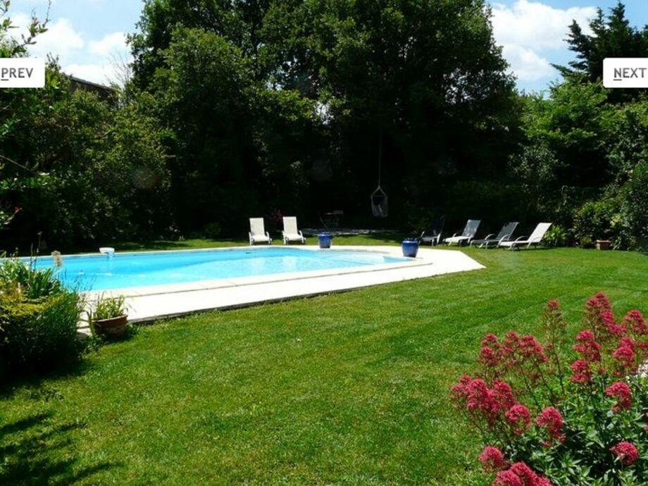 Außenaufnahme Villa Margaux