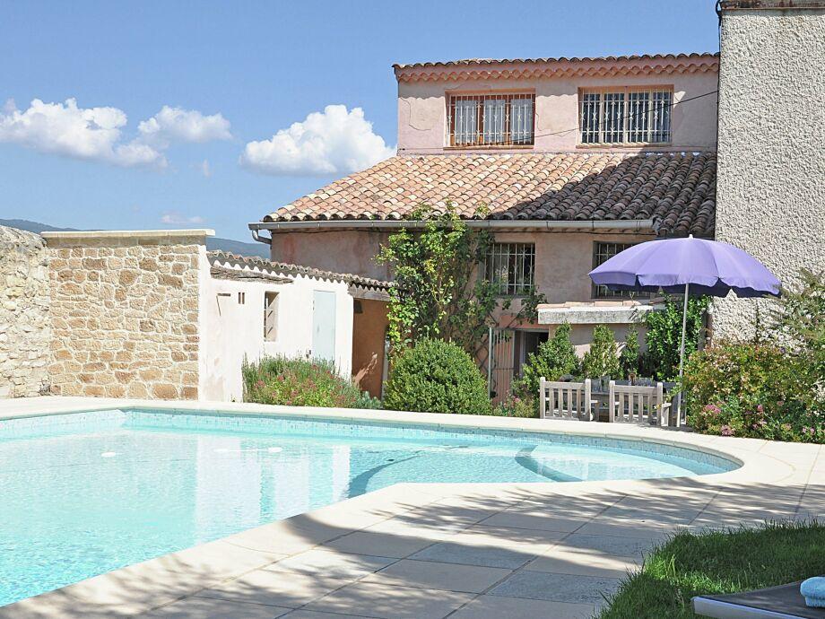 Außenaufnahme Villa Le Portail Vieux