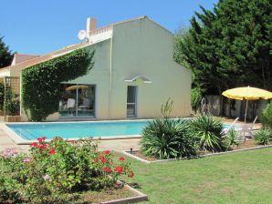 Ferienhaus Maison de vacances - LE CHATEAU D'OLONNE