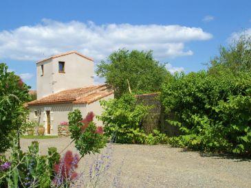Ferienhaus Maison de vacances - LE CHÂTEAU-D'OLONNE