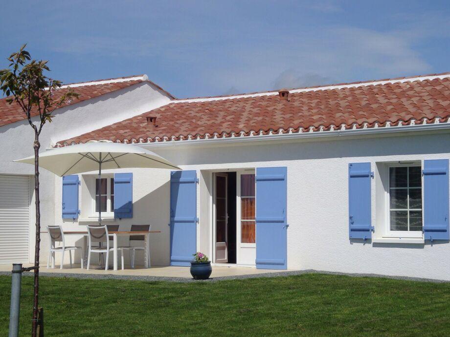 Außenaufnahme Maison de vacances - AVRILLÉ