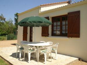 Ferienhaus Maison de vacances - ST HILAIRE-LA-FORÊT