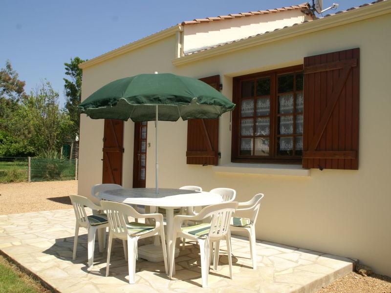 Ferienhaus Maison de vacances St Hilaire la Forêt