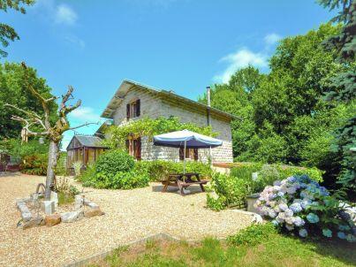 Le Seigneur des Bois près de la Dordogne