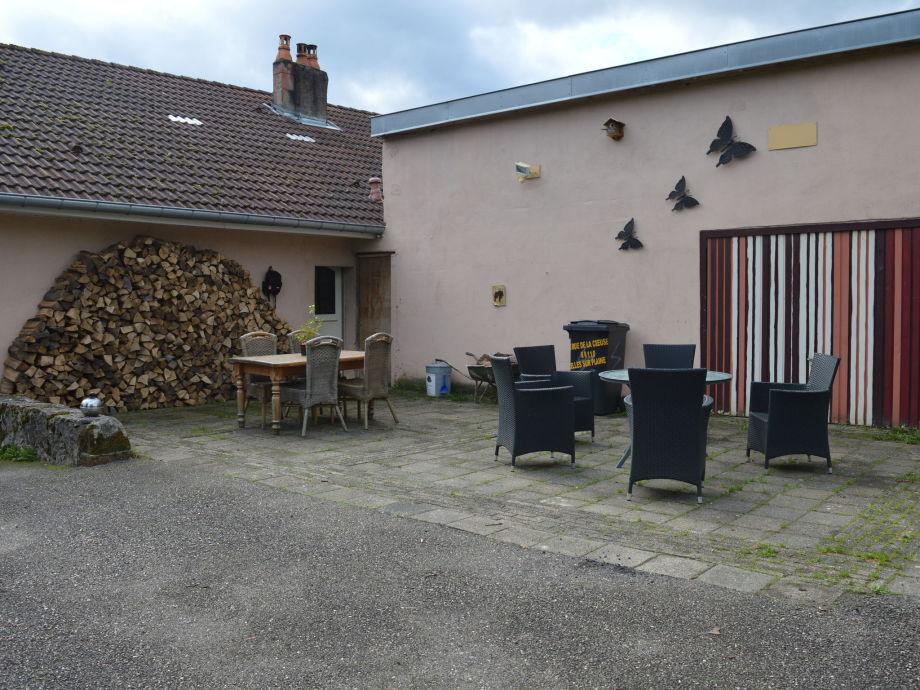 Außenaufnahme Maison de la Creuse