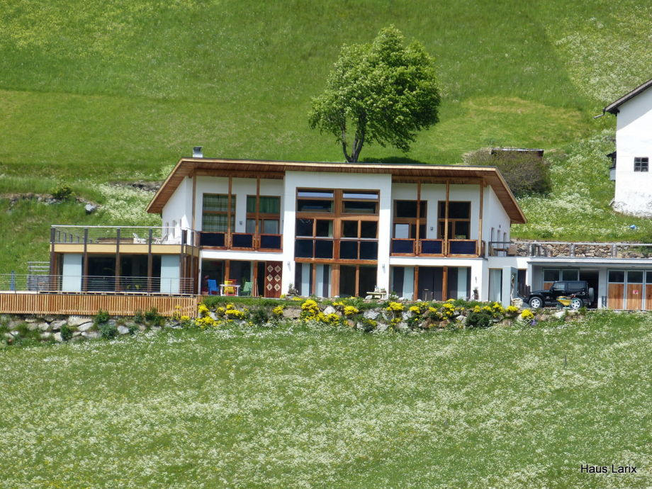 Haus Larix am Reschenpass