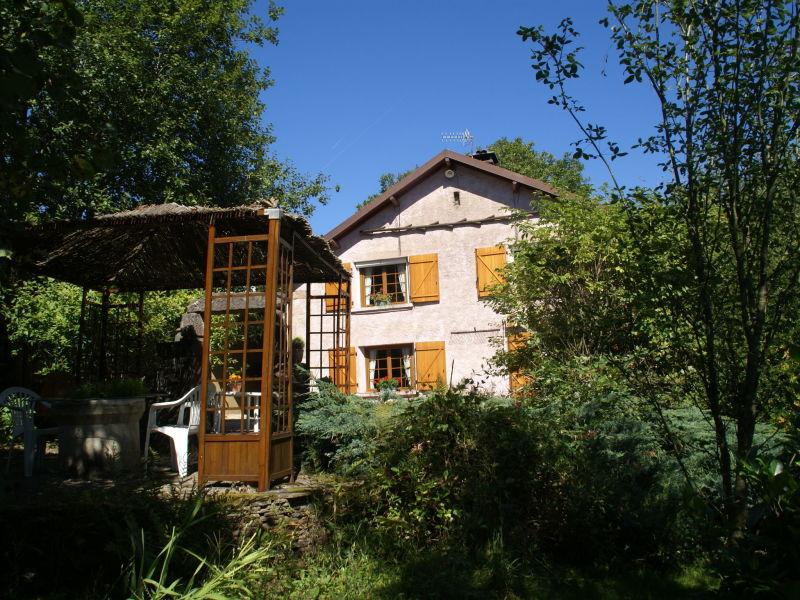 Ferienhaus Maison de vacances - LA CHAPELLE-AUX-BOIS