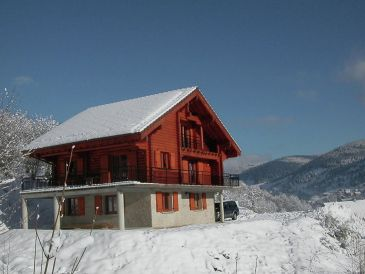 Chalet Rondins 16 p