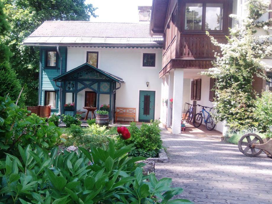 Haus Simone mit Salettl und Garten