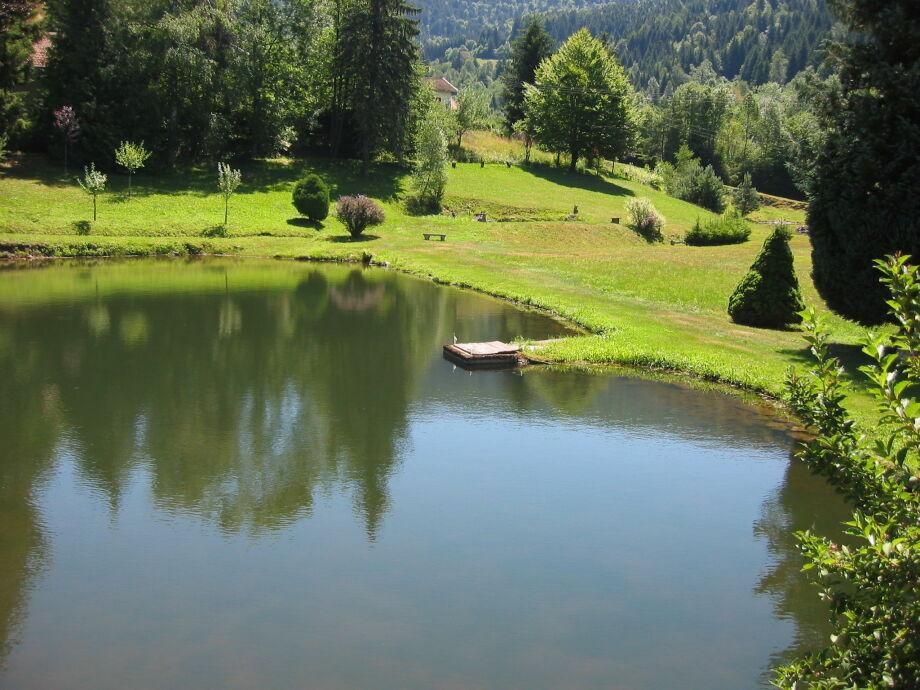 Außenaufnahme Villa Les Chevreuils