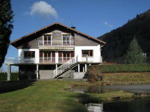 Ferienhaus Villa Les Chevreuils