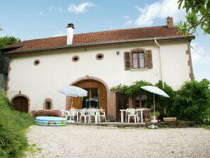 Ferienhaus Maison de vacances - LES-ROUGES-EAUX