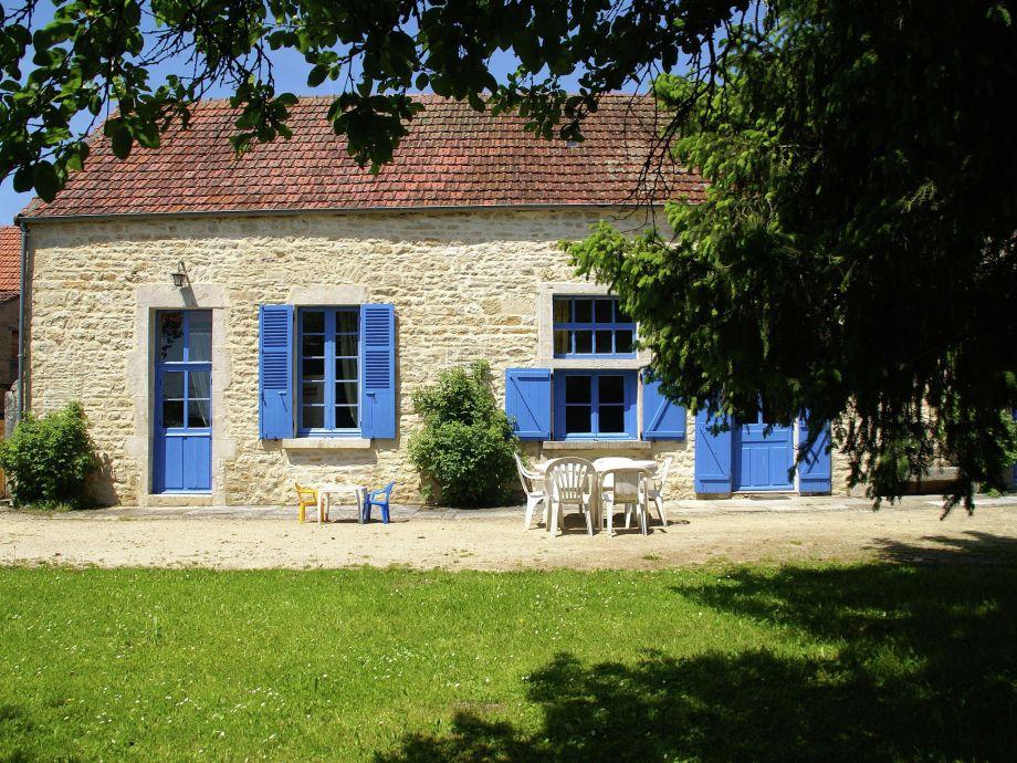 Außenaufnahme Maison de vacances - CHÂTEL-GÉRARD