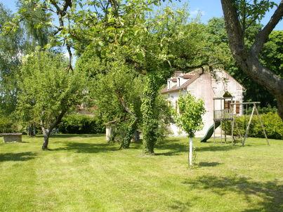 Maison de vacances - BIERRY-LES-BELLES-FONTAINES