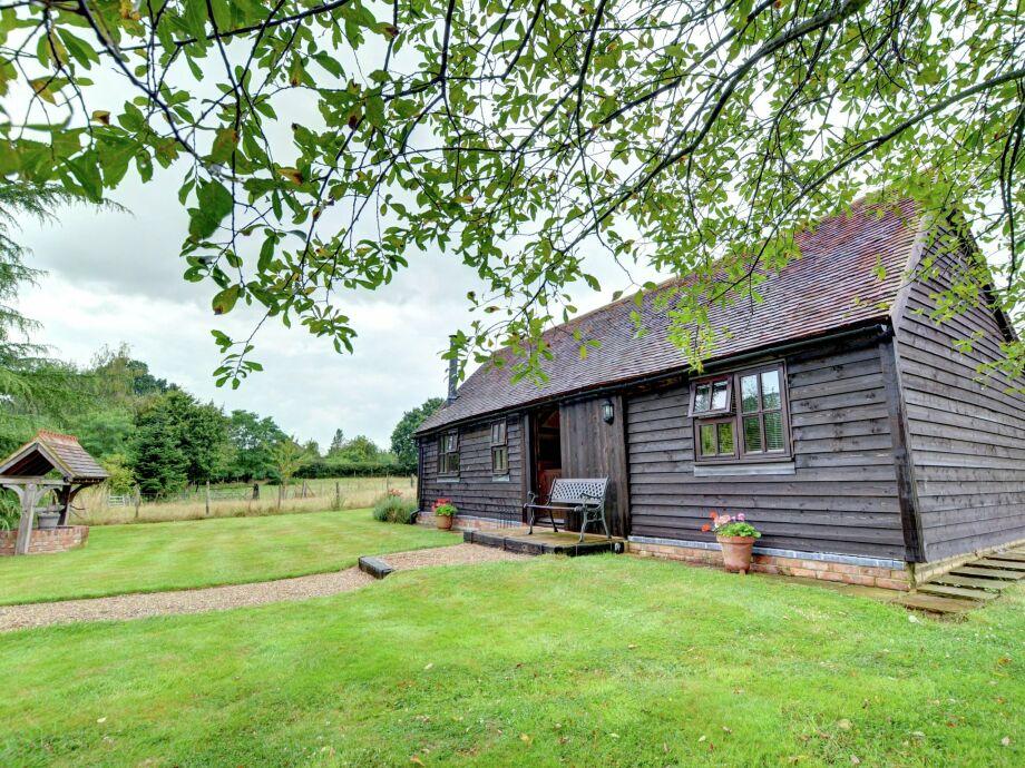 Außenaufnahme Pound Hill Cottage