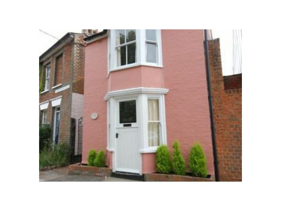 Außenaufnahme The Pink House