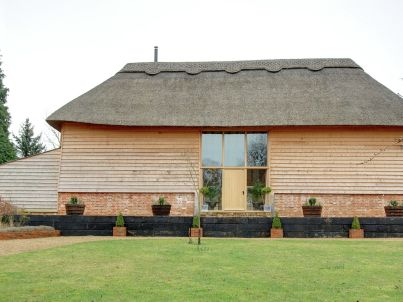 Strawberry Hole Barn