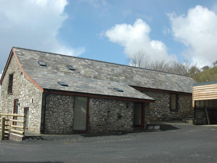 Außenaufnahme Mawr Cottage