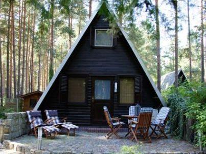 Finnhütte am Grünewalder Lauch
