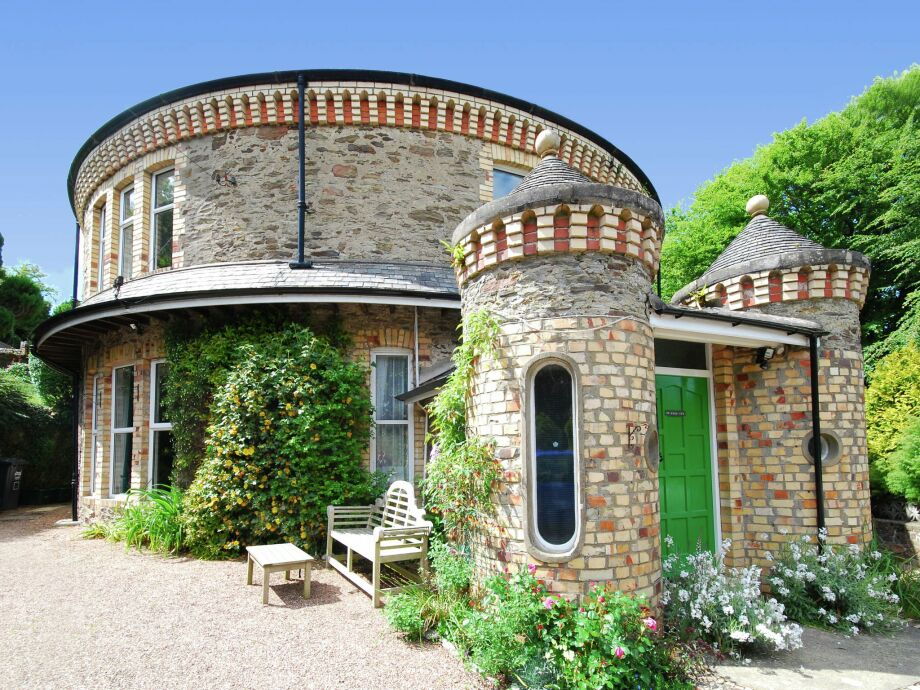 Außenaufnahme The Round House
