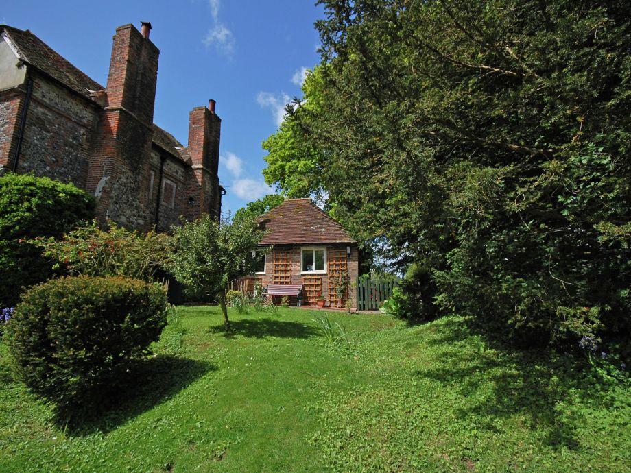 Außenaufnahme Buncton Manor Cottage