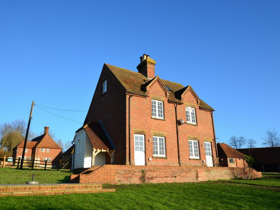 Außenaufnahme Weald View Cottage