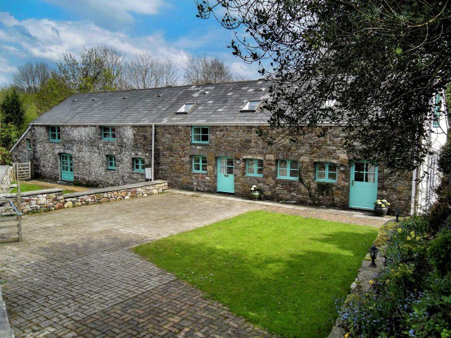Außenaufnahme Glyn Cottage