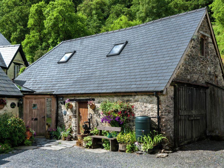 Außenaufnahme Nuthatch Cottage