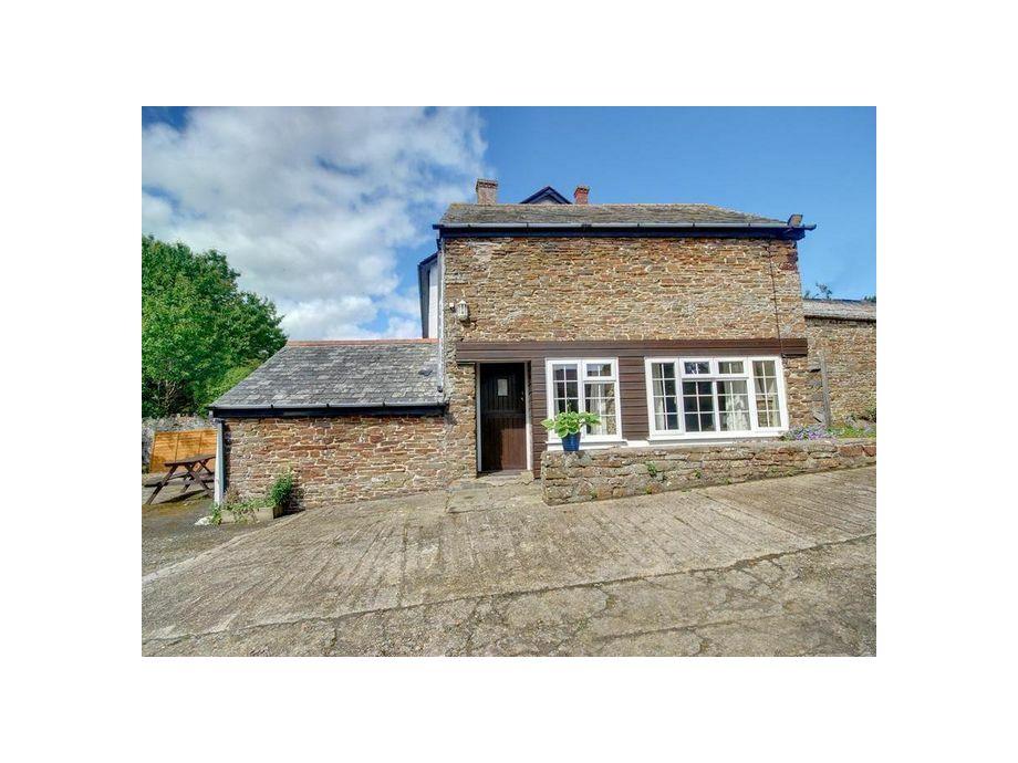 Außenaufnahme Pusehill Cottage