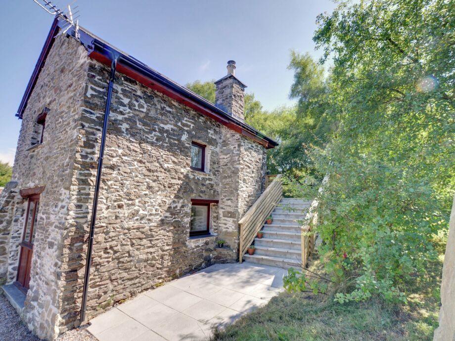Außenaufnahme Cranscombe Cottage