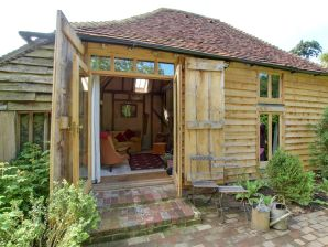 Ferienhaus The Potting Shed