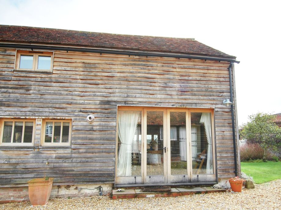 Außenaufnahme Etchinghill Barn