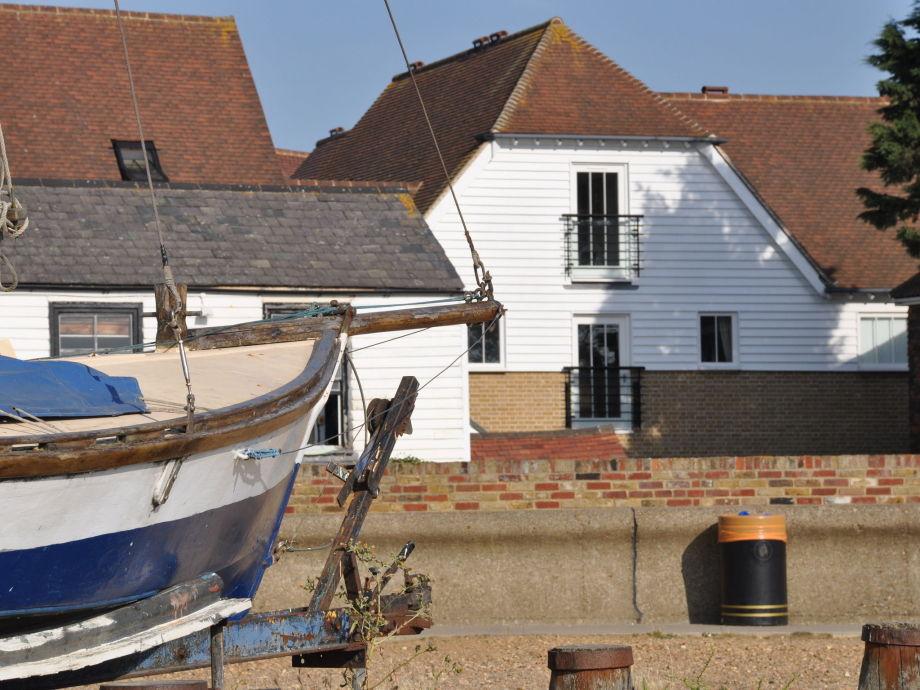 Außenaufnahme Pebblesea Cottage