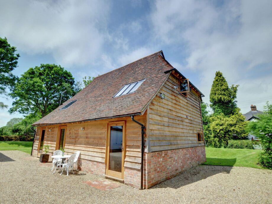 Außenaufnahme Saddlehurst Barn