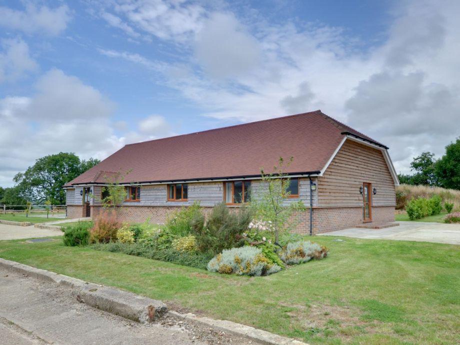 Außenaufnahme No 1 Little Worge Farm Cottage