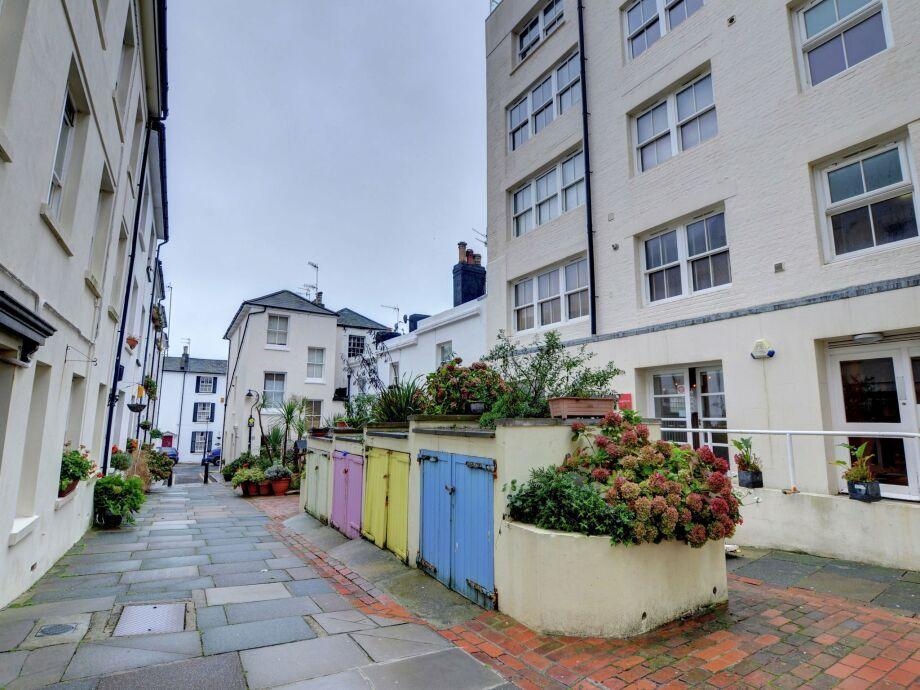 Außenaufnahme Brighton Heights