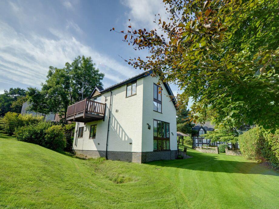 Außenaufnahme 2 Derw Cottages