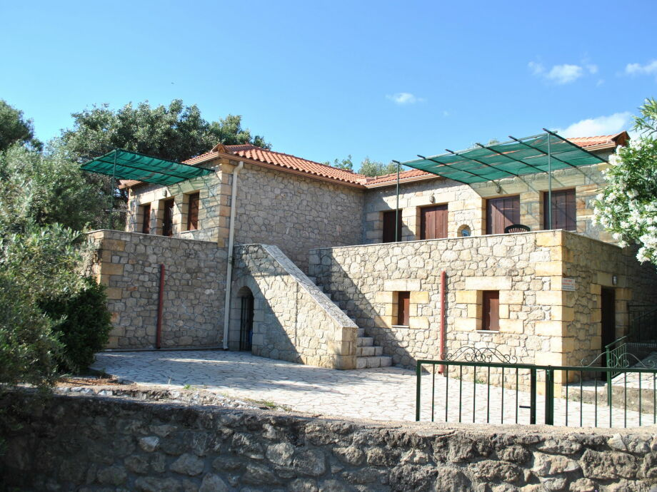 Außenaufnahme Villa Armonia 1