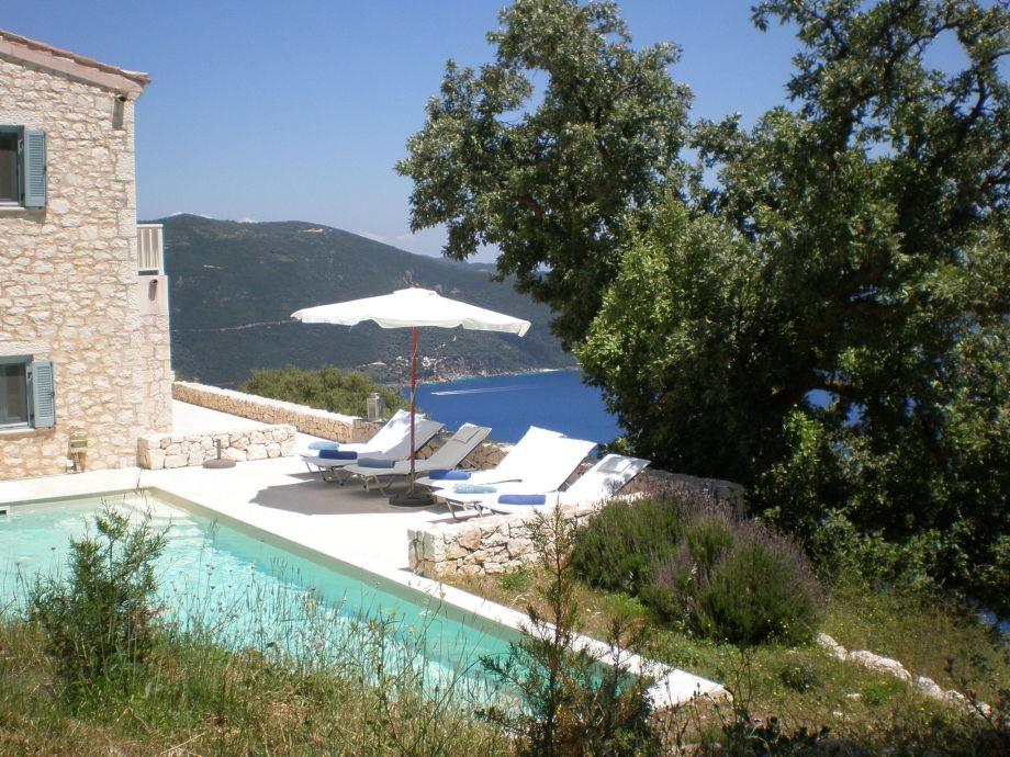 Außenaufnahme Villa Iris