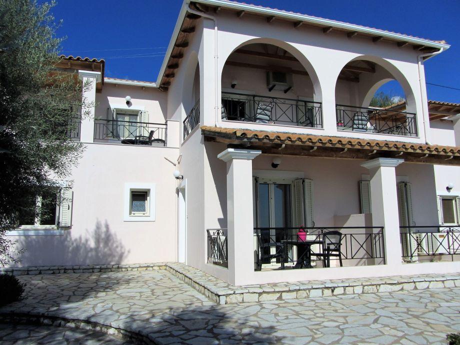Außenaufnahme Villa Sophia