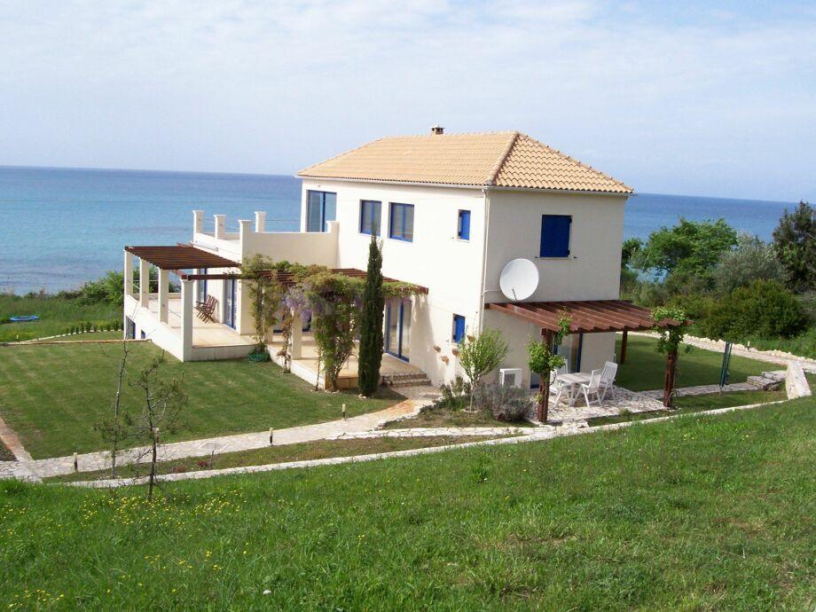 Außenaufnahme Villa Blefalina