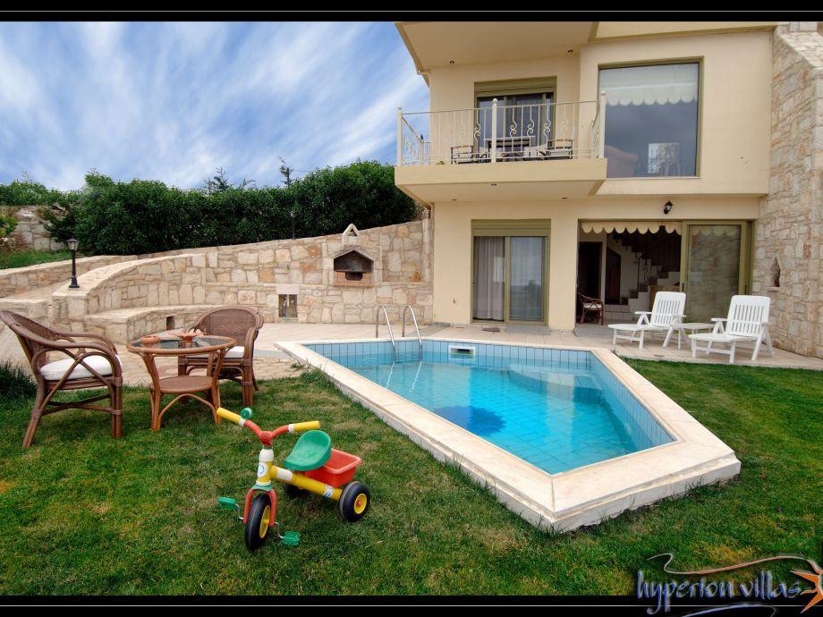 Außenaufnahme Villa Helios